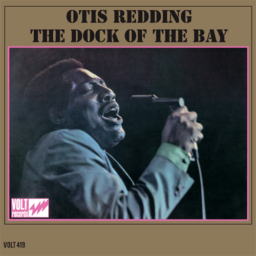 Lp Otis Redding The Dock Of The Bay 180gr MONO  - Casafaz
