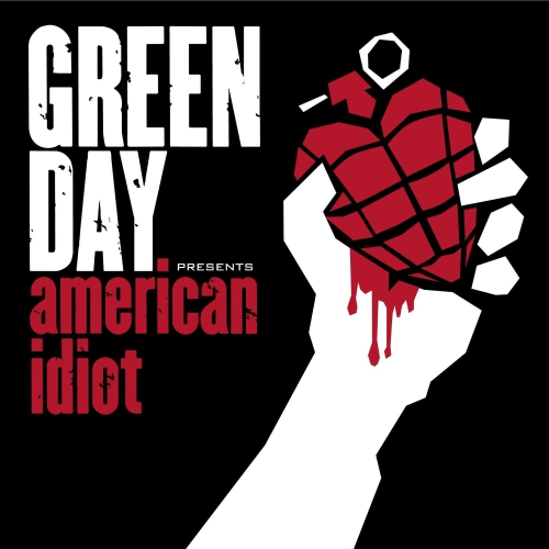 Lp Green Day American Idiot Duplo Winning Grammy - Casafaz