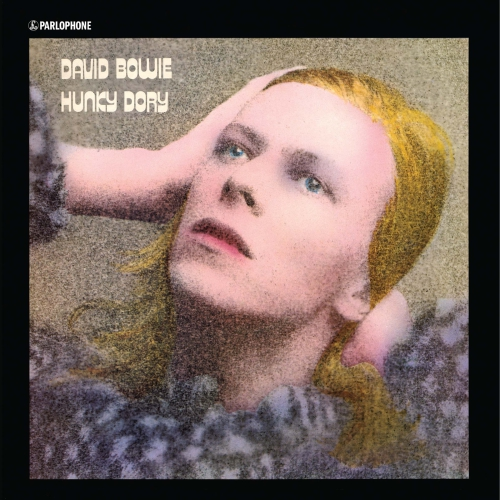 Lp David Bowie Hunky Dory 180gr USA 2015  - Casafaz