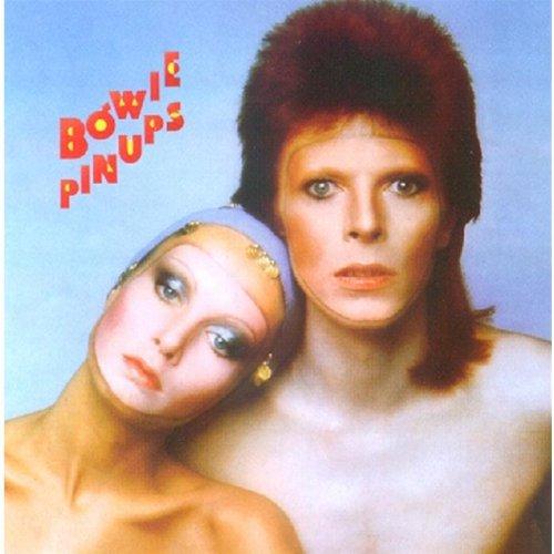 Lp David Bowie Bowie Pinups 180gr USA 2015  - Casafaz