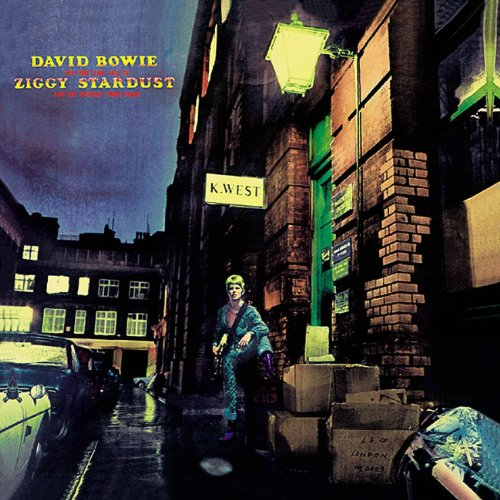 Lp David Bowie Ziggy Stardust Warner 2015  - Casafaz