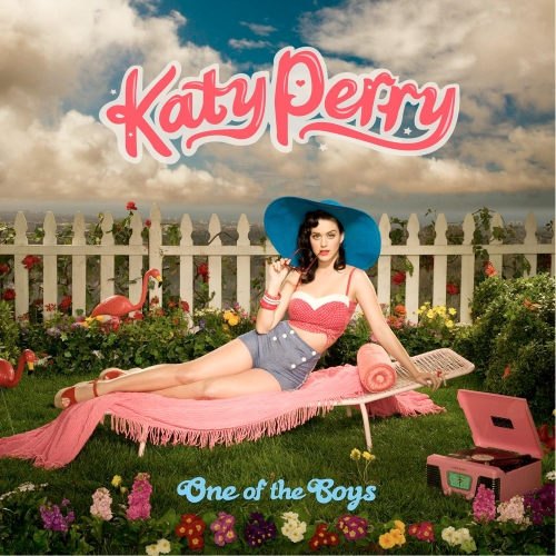 Lp Katy Perry One Of The Boys Duplo 180gr