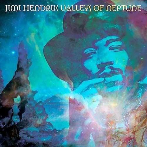 Lp Jimi Hendrix Valleys Of Neptune USA 2010 Duplo 2010  - Casafaz