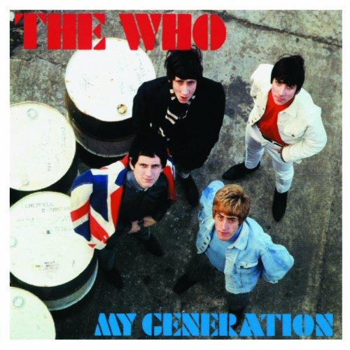 Lp The Who My Generation  - Casafaz