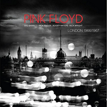 Lp Pink Floyd London 1966-1967 180gr