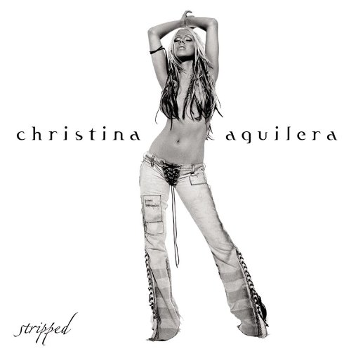 Lp Christina Aguilera Stripped Duplo