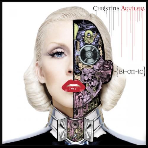 Lp Christina Aguilera Bionic Album Triplo 2010