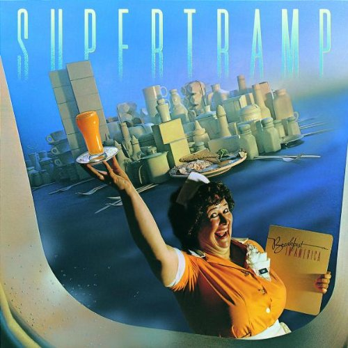 Lp Supertramp Breakfast In America 180g  - Casafaz