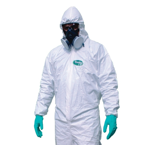 Roupa Proteção Contra Riscos Químicos Super Safety Branco - CasaFaz ... ddcbe3a8db