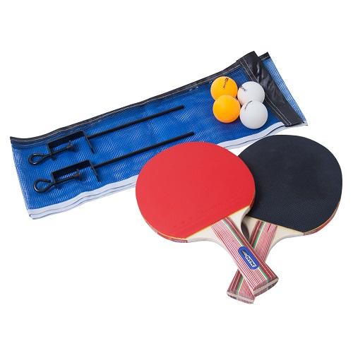 Kit Para Jogo de Tênis de Mesa Ping-Pong Set Nautika