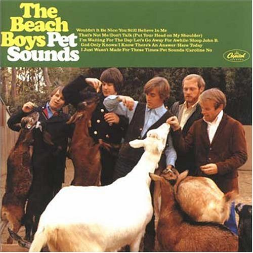 Lp The Beach Boys Pet Sounds 180g