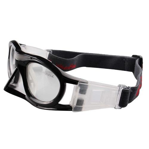 Óculos Eyki De Futebol Basquete Preto Com Protetor Nasal + Case  - Casafaz