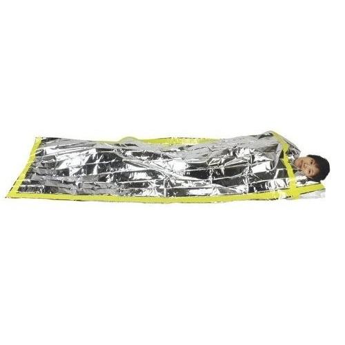 Saco de Dormir Emergência Alumínio Guepardo