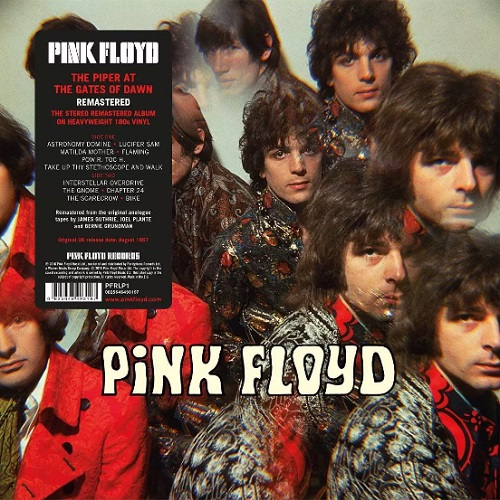 Lp Pink Floyd The Piper At The Gates Of Down 180g Reedição 2016  - Casafaz
