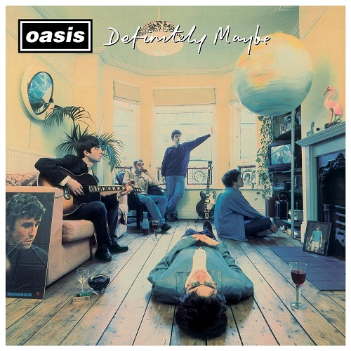 Lp Oasis Definitely Maybe Duplo 180g  - Casafaz