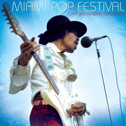Lp Jimi Hendrix Miami Pop Festival 200gr Duplo