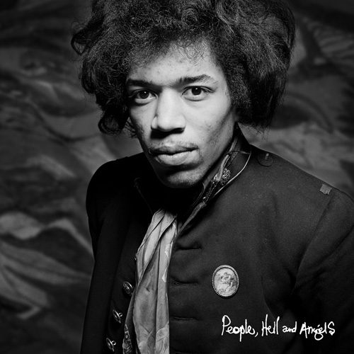 Lp Jimi Hendrix People Hell & Angels Sony 200gr Duplo  - Casafaz