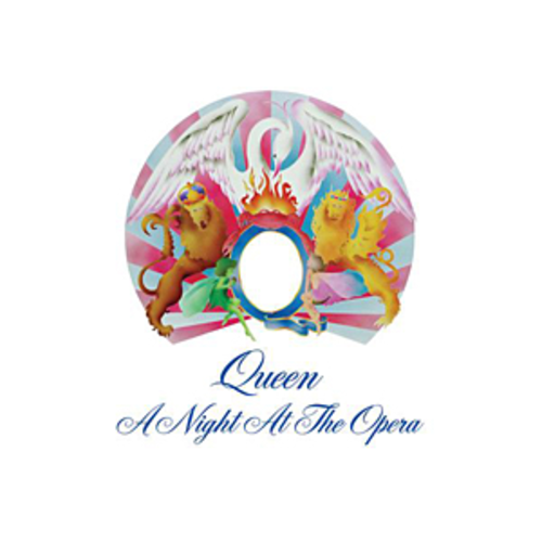 Lp Queen A Night At the Opera 180gr  - Casafaz