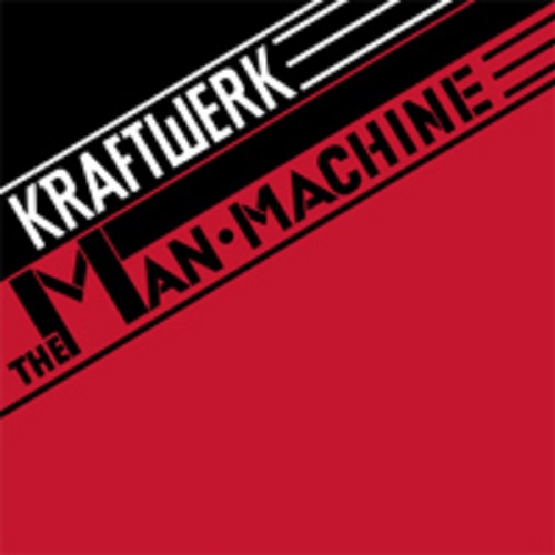 Lp Kraftwerk The Man Machine USA  - Casafaz
