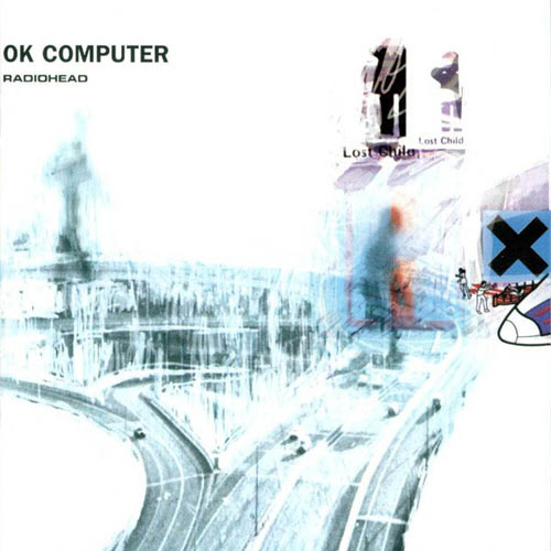 Lp Radiohead OK Computer 180g Duplo  - Casafaz