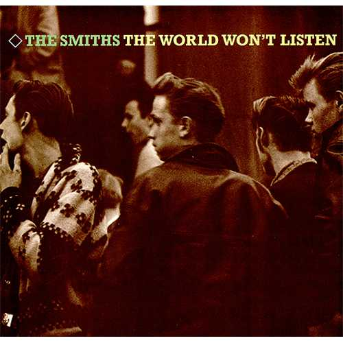 Lp The Smiths The World Won't Listen Duplo 180gr