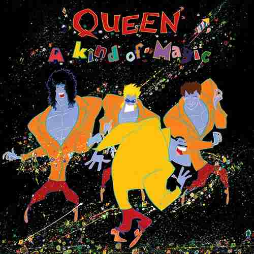 Lp Queen A Kind Of Magic 180gr