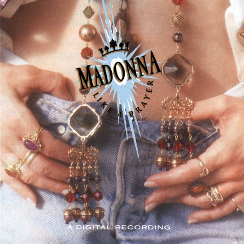 Lp Madonna Like A Prayer 180gr