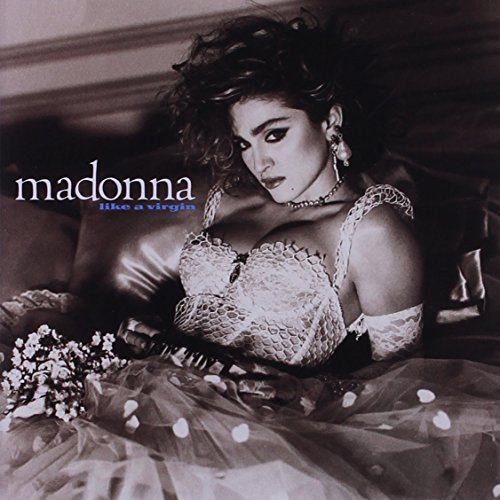 Lp Madonna Like A Virgin 180gr