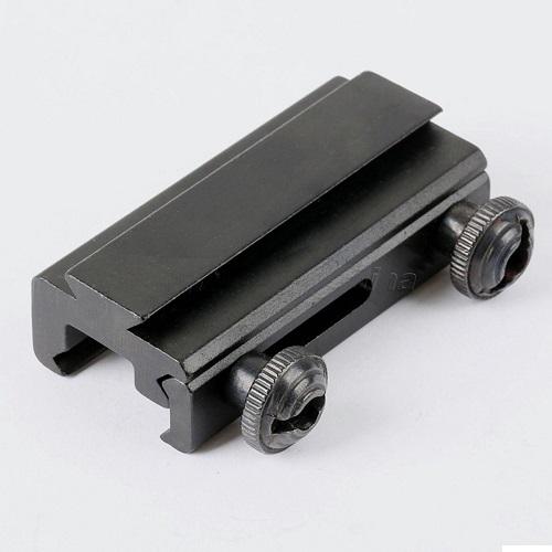 Adaptador Trilho 20mm Para 11mm Red Dot Luneta  - Casafaz