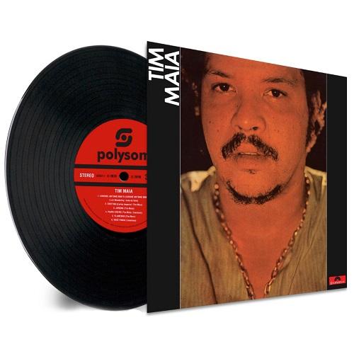 Lp Tim Maia 1970 Polysom 180g  - Casafaz