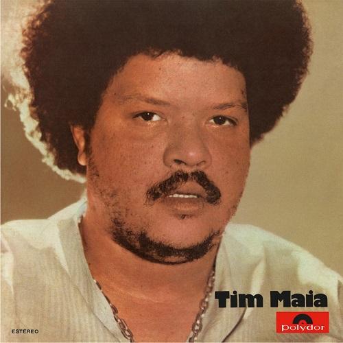 Lp Tim Maia 1971 Polysom 180g  - Casafaz