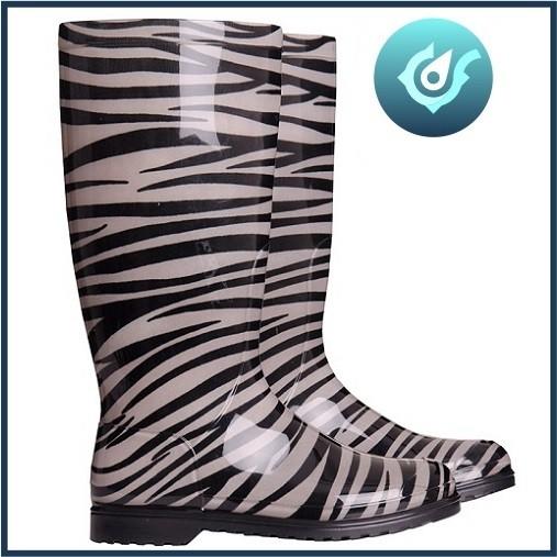 Galocha Calfor Zebra M8
