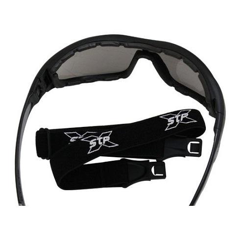 Óculos Delta Militar Escuro Com Ca Teste Balístico ML  - Casafaz