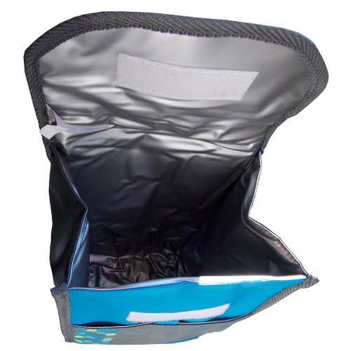 Bolsa Térmica Cooler 4,2 Litros Soprano Camping Viagem Azul   - Casafaz