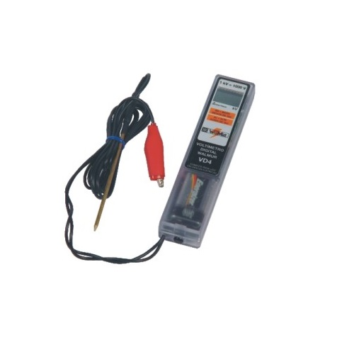 Voltímetro Digital VD4 Teste Cerca Elétrica Walmur  - Casafaz