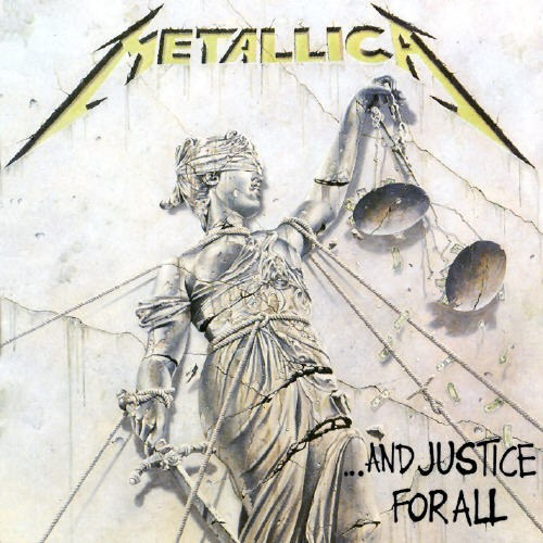 LP Metallica Justice For All 180g Duplo