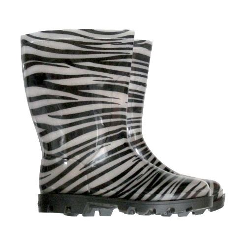 Galocha Calfor Cano Curto Zebra M8