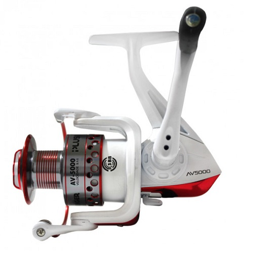 Molinete Avenger 4000 3 Rol Plusfish   - Casafaz