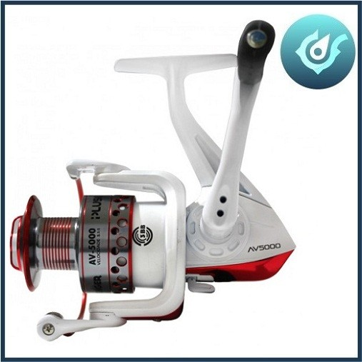 Molinete Avenger 6000 3 Rol Plusfish