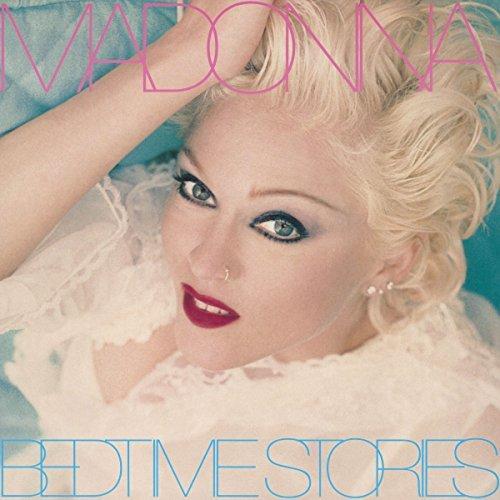 Lp Madonna Bedtime Stories 180gr 1994