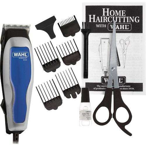Máquina De Cortar Cabelo Wahl Home Cut Basic 110v  - Casafaz