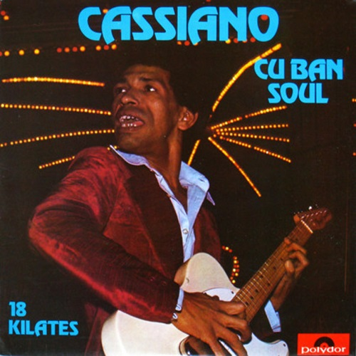 Lp Cassiano Cuban Soul 18 Kilates 180g  - Casafaz