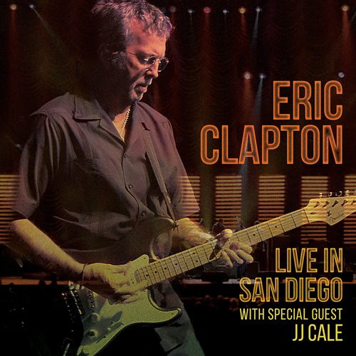 LP Eric Clapton Live In San Diego With JJ Cale Triplo  - Casafaz