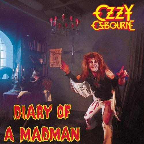 LP Ozzy Osbourne Diary Of A Madman 180gr  - Casafaz