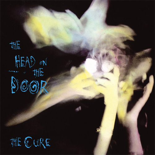 LP The Cure The Head  On The Door 180gr  - Casafaz