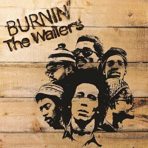 Lp Bob Marley & The Wailers Burnin 180gr  - Casafaz