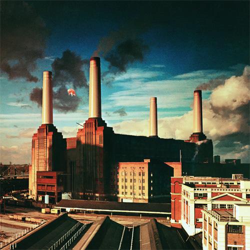 Lp Pink Floyd Animals 180g Reedição 2016  - Casafaz