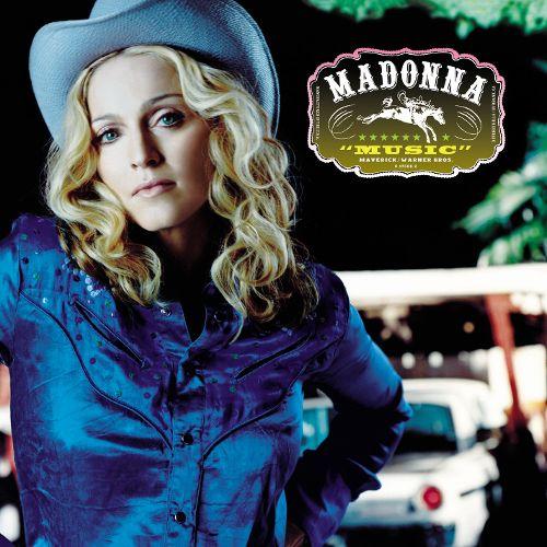Lp Madonna Music 180gr
