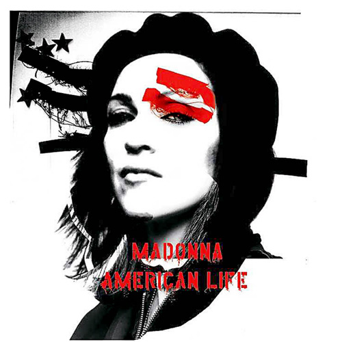 Lp Madonna American Life Duplo 180gr