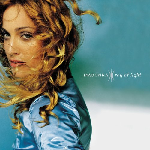 Lp Madonna Ray Of Light 180gr Duplo  - Casafaz
